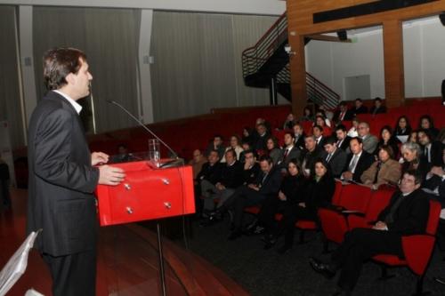 Egresados e invitados Televisión Nacional de Chile - Martin Meister