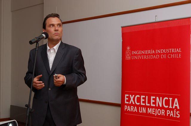 Plataforma Laboral Universidad de Chile - Martin Meister