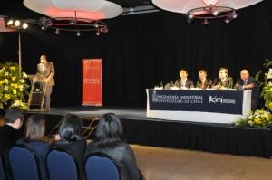 Ceremonia Graduación de Educación Ejecutiva 2012 - Martin Meister