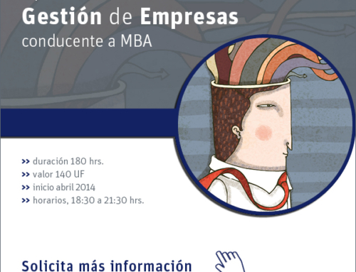 Diplomado Gestion de Empresas – Universidad de Chile 2014