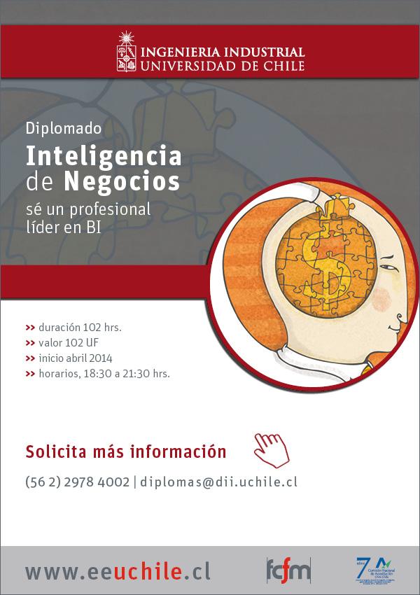 Diplomado Inteligencia de Negocios UChile 2014