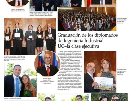 Graduación de La Clase Ejecutiva UC
